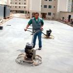 Concretagem para piso polido